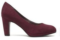 tamaris pump bordeaux