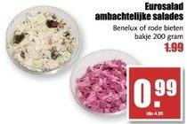 eurosalad ambachtelijke salades