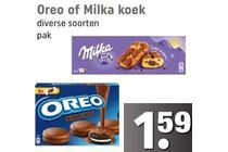 oreo of milka koek