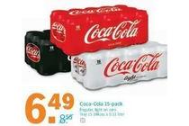 coca cola 15 pack