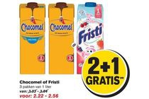 chocomel of fristi