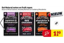eat natural noten en fruit repen
