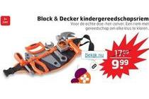 black en decker kindergereedschapsriem