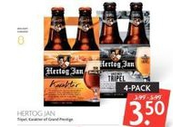 hertog jan tripel karakter of grand prestige