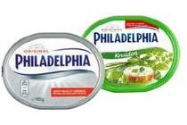 philadephia zuivelspread of tasty roomdip