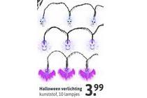 halloween verlichting xenos