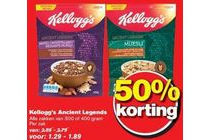 kellogg s ancient legends