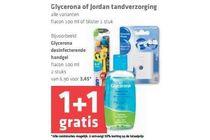 glycerona of jordan tandverzorging
