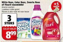 witte reus color reus zwarte reus of fleuril wasmiddel