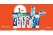 aquafresh tandpasta en tandenborstels