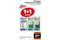 2th plastic tandenstokers