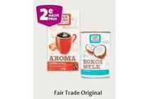 alle fair trade original producten