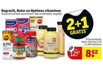 dagravit roter en optimax vitaminen