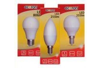 ectron warm witte led lampen