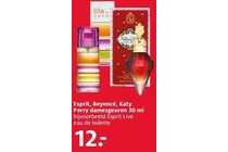 esprit beyonce katy perry damesgeuren 30 ml