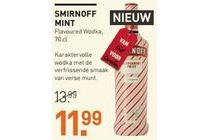 smirnoff mint