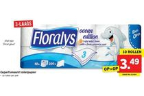 floralys geparfumeerd toiletpapier