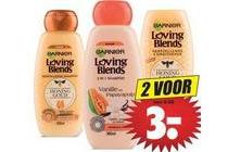 garnier loving blends shampoo of conditioner