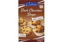 dark chocolade drops