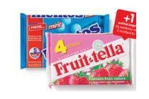 fruittella of mentos rollen