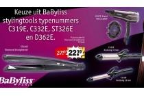 babyliss stylingtools