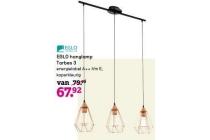 eglo hanglamp tarbes 3 nu eur67 92