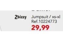 2 bizzy jumpsuit nu eur29 99