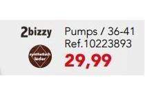 2 bizzy pumps nu eur29 99