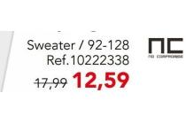 no compromise sweater nu eur12 59