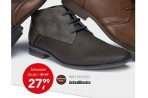 actual basic schoen grijs nu eur27 99