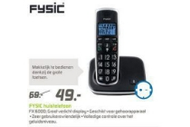 fysic huistelefoon