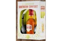 southern comfort geschenkverpakking met koptelefoon