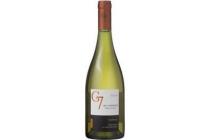 g7 reserva chardonnay wit