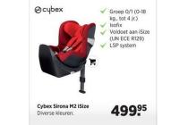 cybex sirona m2 isize nu eur499 95