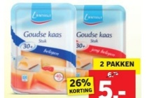 hollandse gouda kaas light