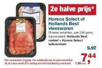 horeca select of hollands best vleeswaren