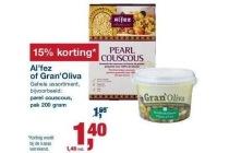 al fez of gran oliva