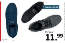 crivit heren sneakers