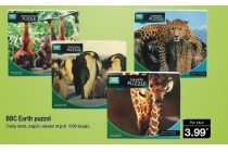 bbc earth puzzel