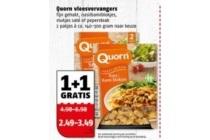 quorn vleesvervangers