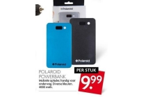 polaroid powerbank