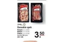gerookte spek