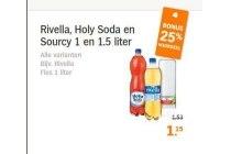 rivella holy soda en sourcy 1 en 1 5 liter