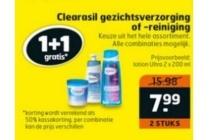 clearasil gezichtsverzorging of reiniging