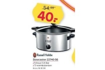 russell hobbs slowcooker 22740 56