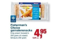 fisherman s choice garnalensnacks