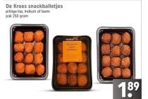 de kroes snackballetjes