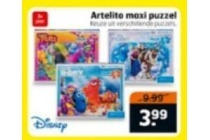 artelito maxi puzzel