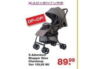 x adventure shopper xline chardonay