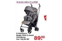 x adventure buggy xline 5 stand chardonay